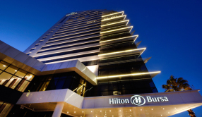 Networked Security System for Major Hotel Development