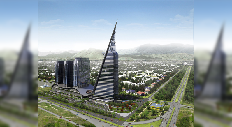 Hikvision protects new Islamabad shopping mall development