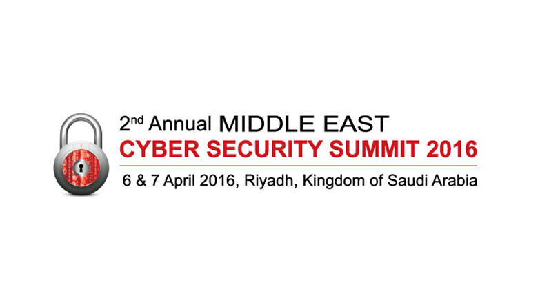 2nd Annual Middle East Cyber Security Summit 2016