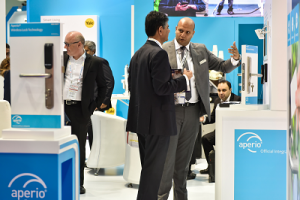 ASSA ABLOY Aperio and third-party integrations wow at Intersec