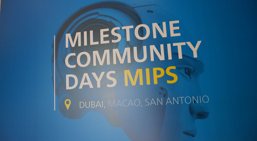 Milestone Community (MIPS): Pursuing the potential of an open platform